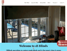 Tablet Preview of 1bblinds.co.nz